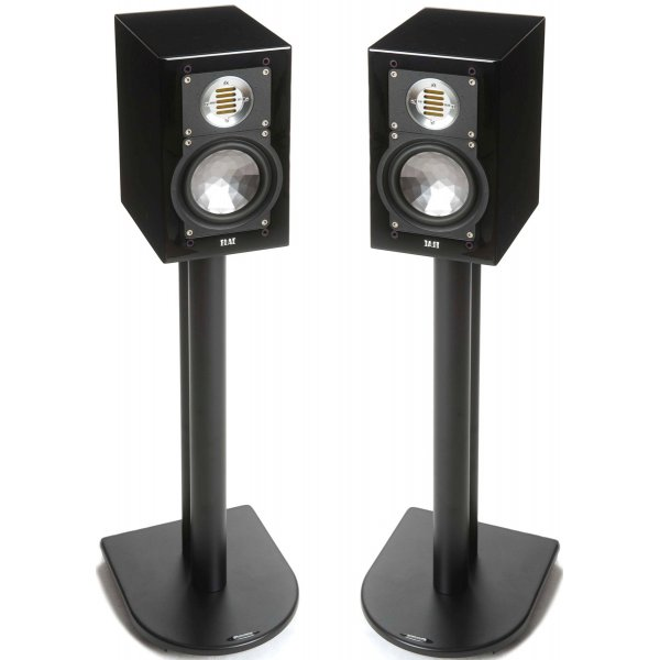 Atacama Duo 6i Speaker Stands - Black