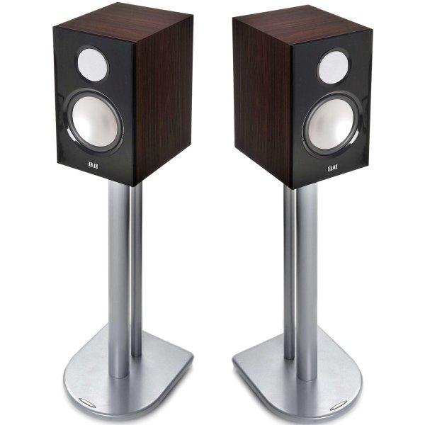 Atacama Duo 6i Silver Speaker Stands