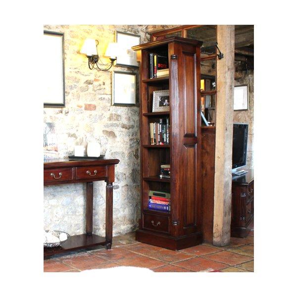 La Roque Narrow Alcove Bookcase