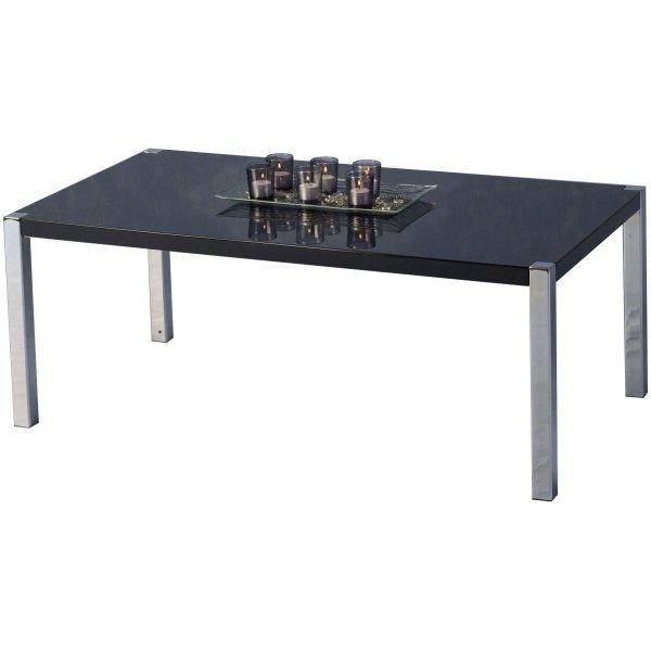 Valufurniture Charisma Black Coffee Table