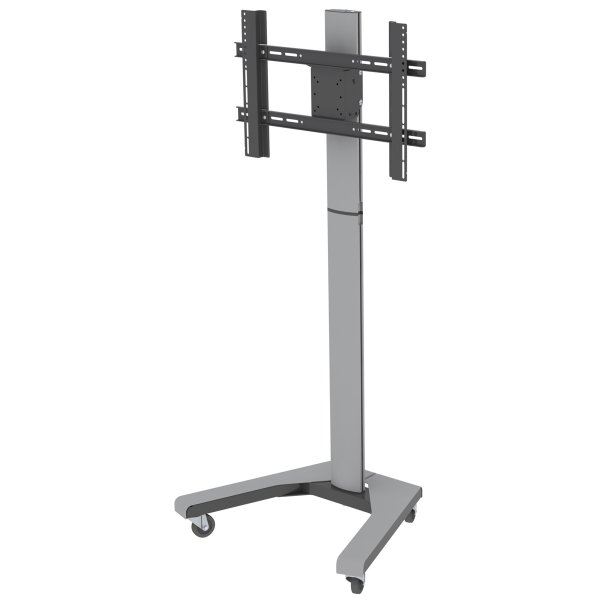 World Mounts WMTD3255 1.6m Trolley Stand with Castors 2015 Model