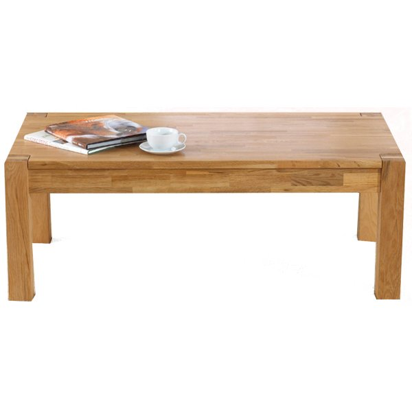 Mark Harris Verona Solid Oak Coffee Table