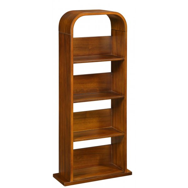 Jual Rio Walnut Veneer DVD/CD Rack