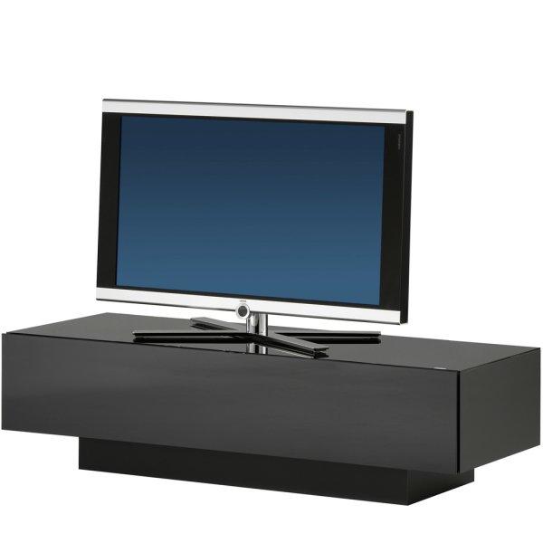 Spectral Brick Luxury Black TV and AV Cabinet