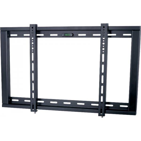 "UM104M Ultimate Mounts Black Fixed Wall Mount Bracket up to 70"" TV\'s"