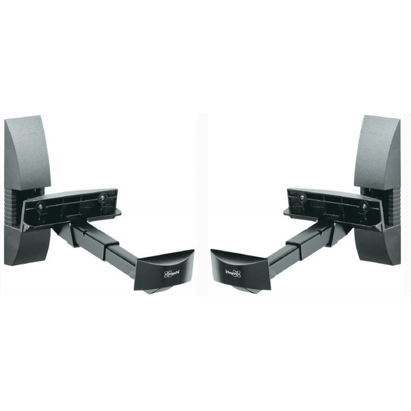 Pair of Vogels Black Speaker Mounts