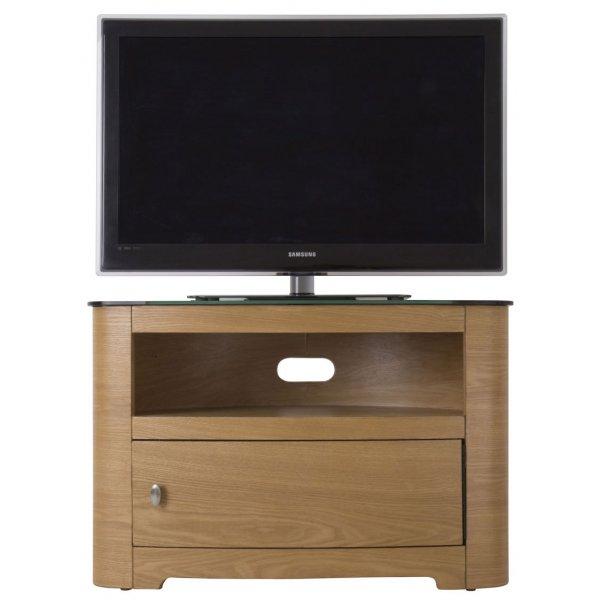 """AVF Blenhiem 800 Oak TV Cabinet for up to 37\"""""""