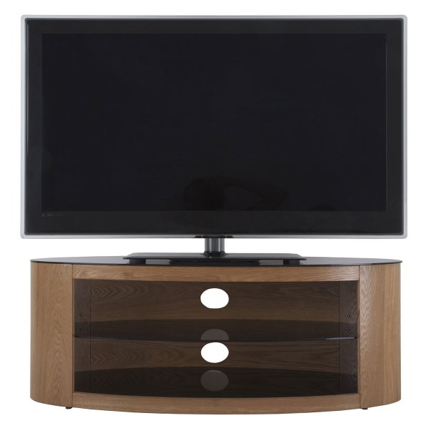 AVF Buckingham Oak TV Stand for up to 55""