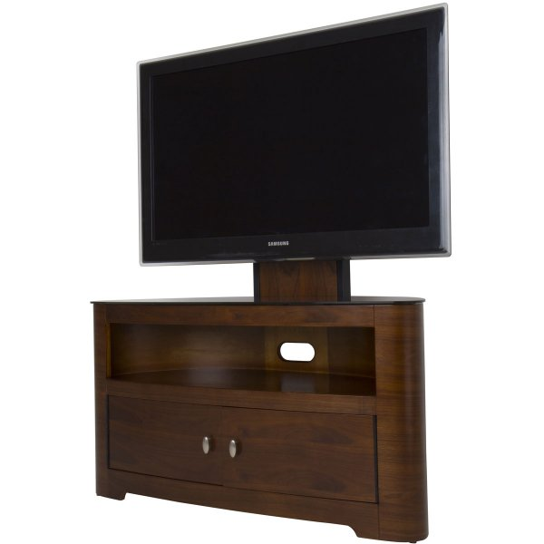 AVF Blenheim 1000 Walnut TV Stand with Bracket