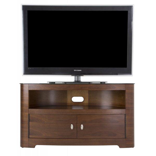 "AVF Blenheim 1100 Walnut TV Stand for up to 55\"" TV\'s"
