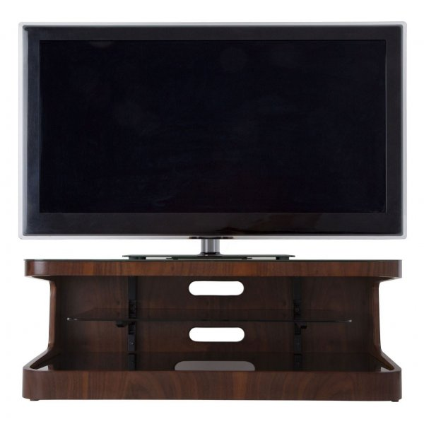 """AVF Winchester Walnut TV Stand for up to 55\"""""""
