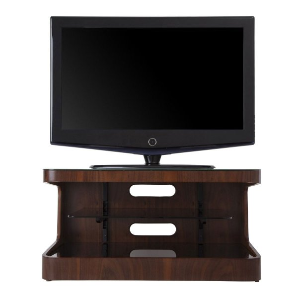 """AVF Winchester Walnut TV Stand for up to 37\"""""""