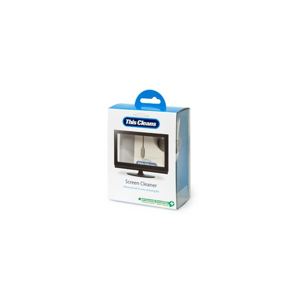 Techlink Screen Cleaning Kit for LCD/Plasma TVs