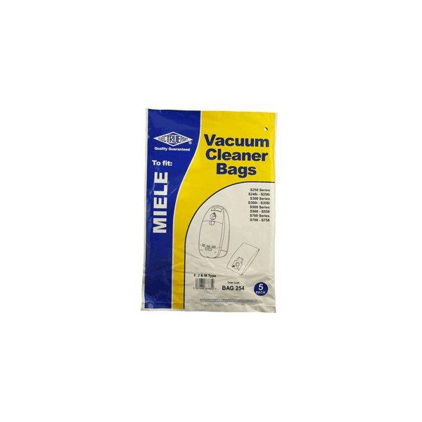 Electruepart FJM Paper Dust Bag for Miele Vacuum Cleaners