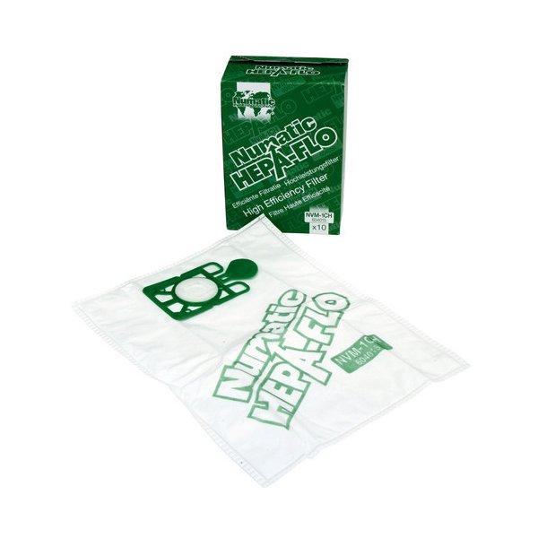 Henry Dust Bag NVM-1CH 3 Layer Hepaflo Dust Bag 10 Pack