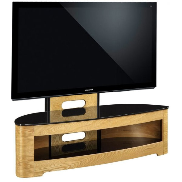 Jual JF209 Florence OB Oval Cantilever TV Stand