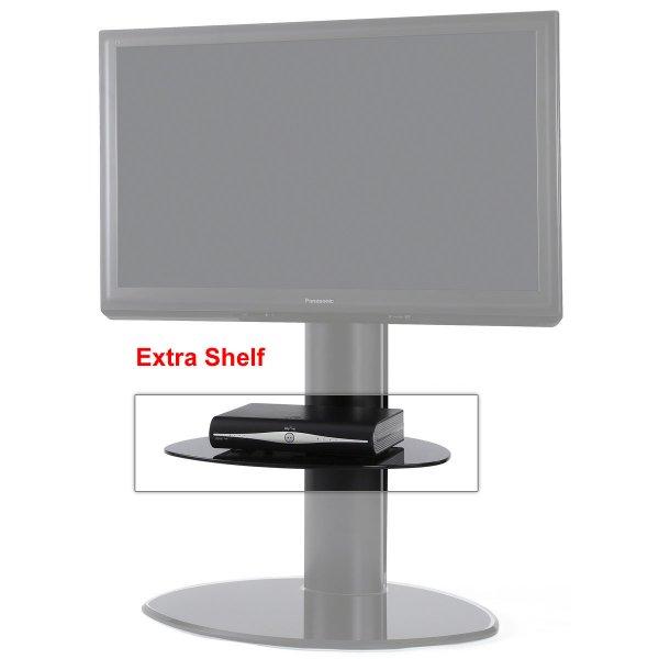 Extra Glass Shelf for Motion TV Stands