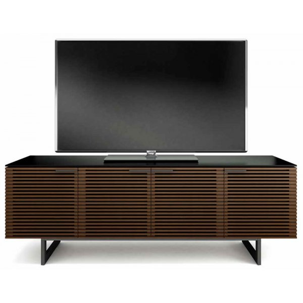 BDI Corridor 8179 Chocolate Stained Walnut TV Cabinet