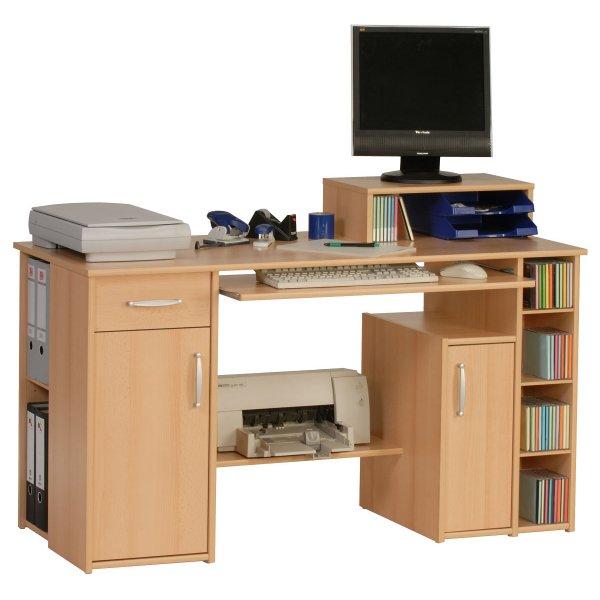 Maja Seattle Beech Computer Desk
