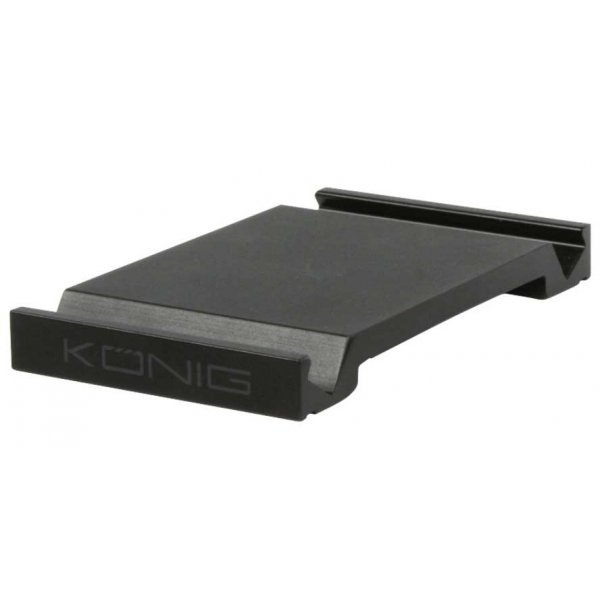 Universal Aluminium Tablet Stand in Black