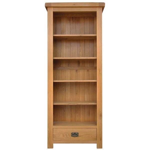 Ultimum Dere Medium Oak Bookcase