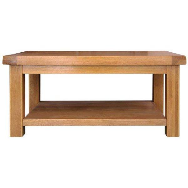 Ultimum Dere Oak Coffee Table