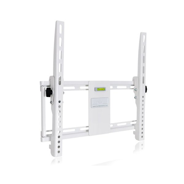 "Universal Tilt Wallmount White for up to 63"" TVs"