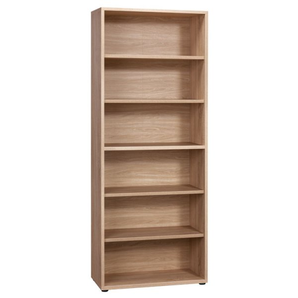 Maja Sonoma Oak Large Bookcase