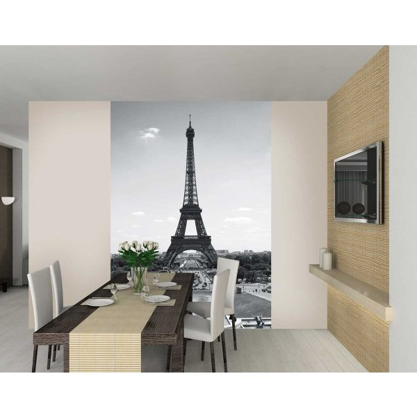 1Wall Eiffel Tower Wall Mural