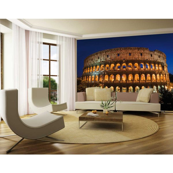 1Wall Giant Colosseum Wall Mural