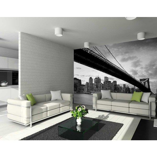 1Wall Giant New York Brooklyn Bridge Wall Mural