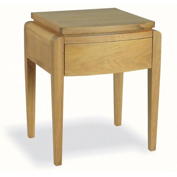 Ultimum Alnwick Oak UA03 Lamp Table