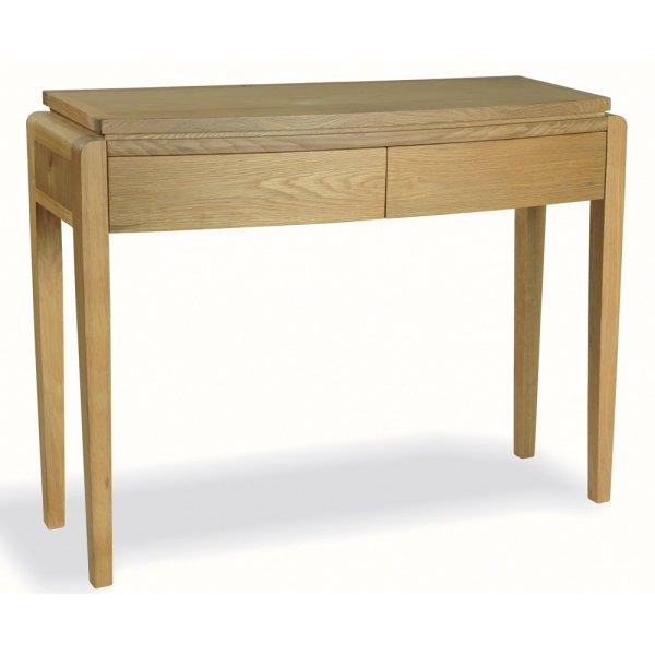 Ultimum Alnwick Oak UA05 Small Console Table