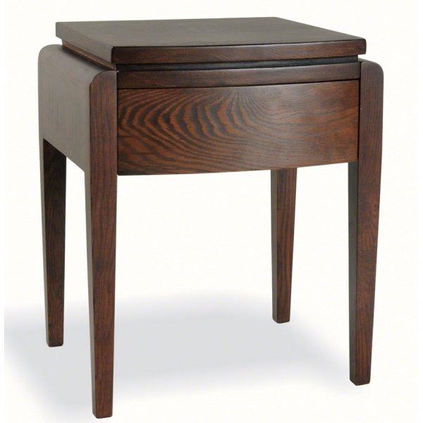 Ultimum Alnwick Dark Oak UAD03 Lamp Table