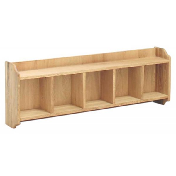 Baumhaus Amelie Oak CCO01A Shelf with Hanging Pegs