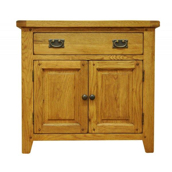 Ultimum Highfield Solid Oak Sideboard