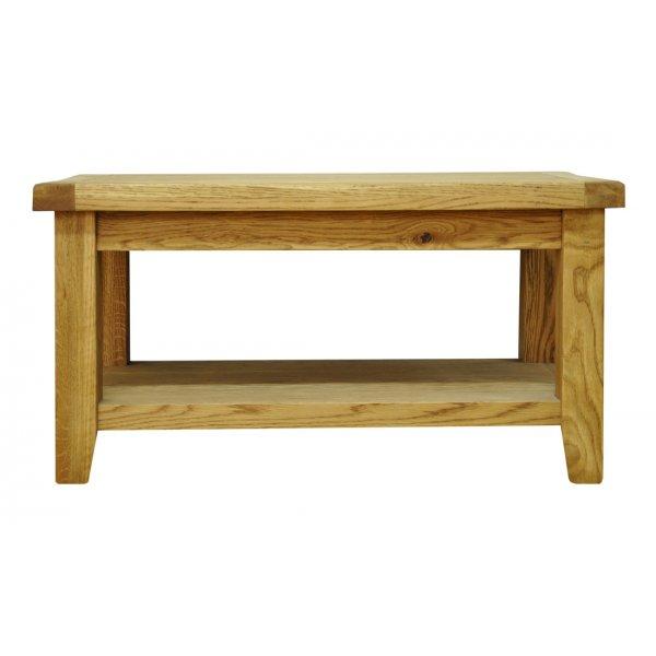 Ultimum Highfield Solid Oak Medium Coffee Table