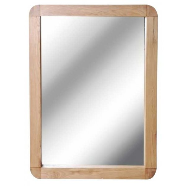 Ultimum Durham Oak UD41 Large Wall Mirror