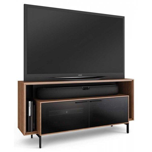 BDI Cavo 8168 Natural Walnut TV Stand