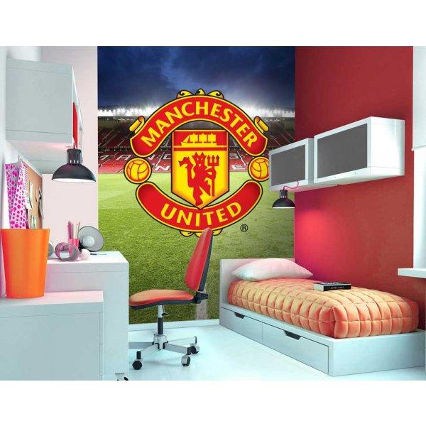 1Wall Manchester United Wall Mural