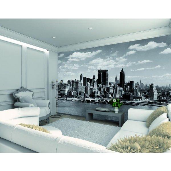 1Wall Manhattan Skyline Wall Mural