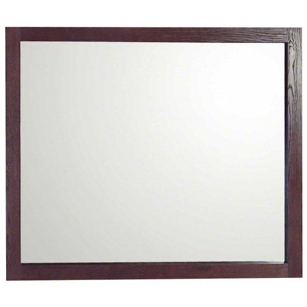 Ultimum Riviera Dark Oak Wall Mirror