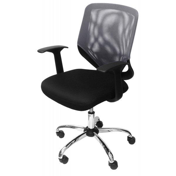 Alphason Atlanta Grey Operator\'s Chair
