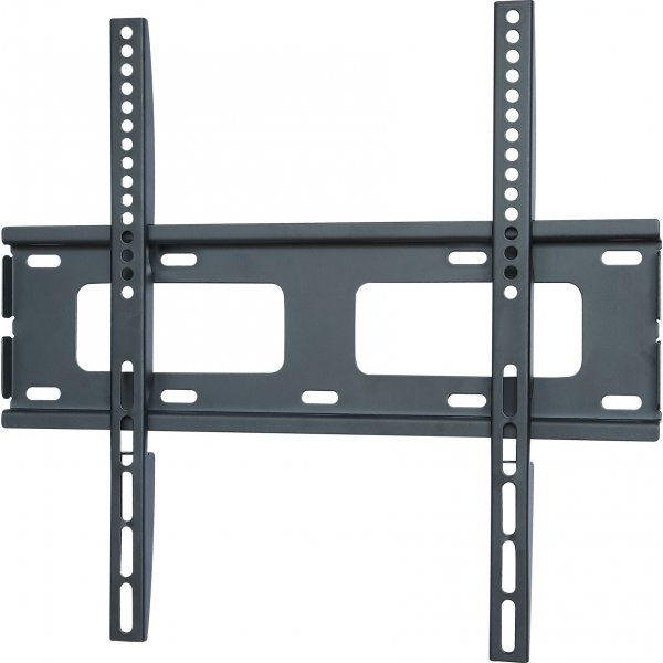 "UM105S Fixed Super Thin Wall Mount Bracket - Black 32"" - 55\"" TVs"