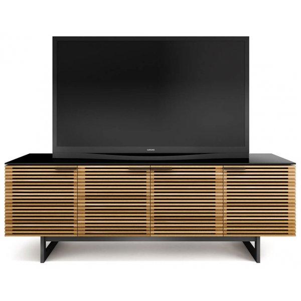 BDI Corridor 8179 White Oak TV Cabinet