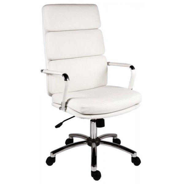 Teknik Deco Executive White Office Chair