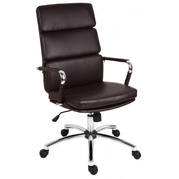 Teknik Deco Executive Brown Office Chair