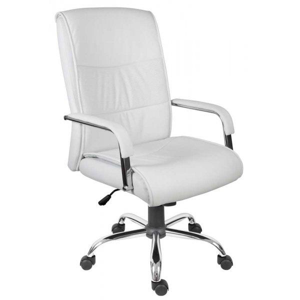 Teknik Kendal White Office Chair
