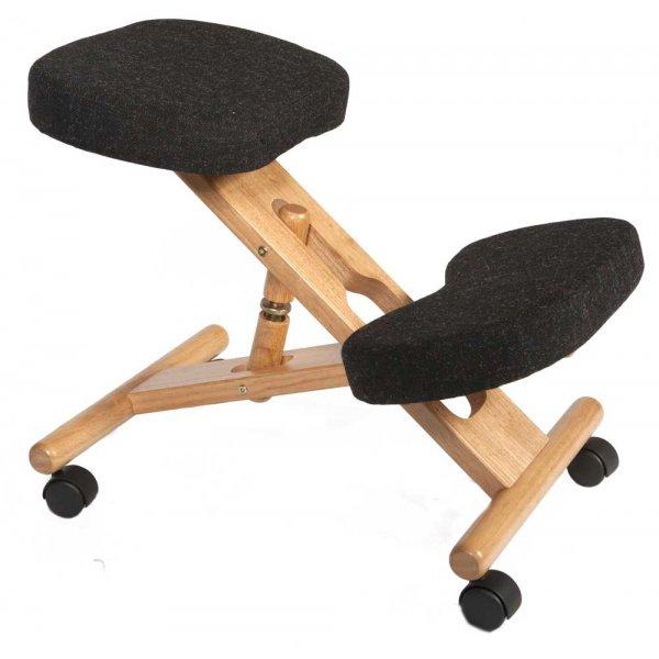 Teknik Kneeling Charcoal Office Chair