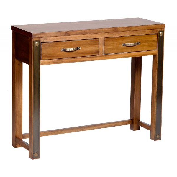 Core Products Forge FG701 Antique Brown Console/Dressing Table